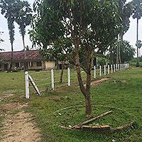 2校目悲願の校門建設に着手3
