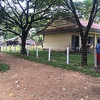 2校目悲願の校門建設に着手4